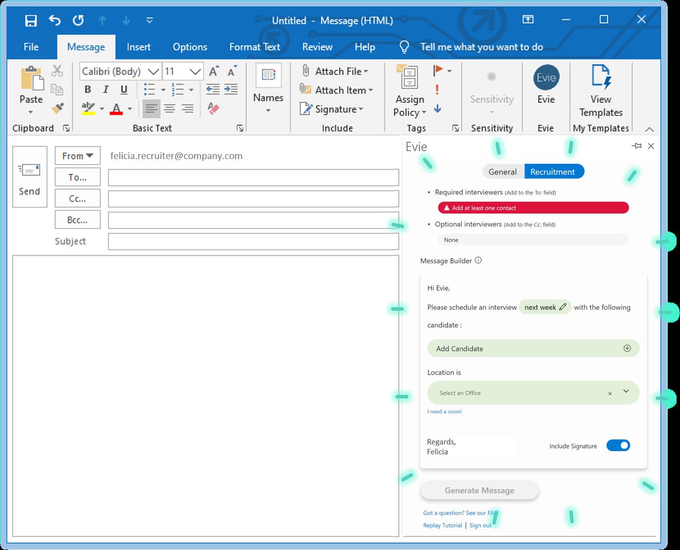 OutlookPlugin