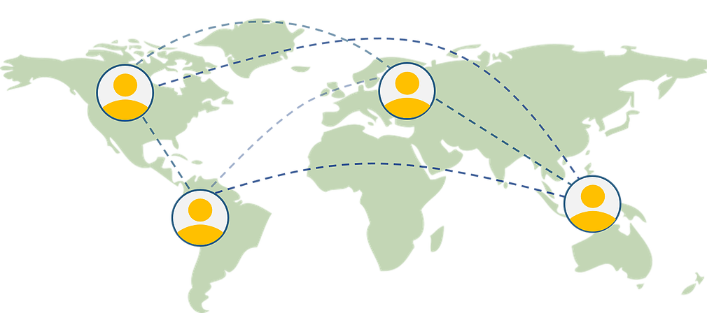 Seamlessly set up calls across time zones
